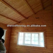 Natural Rustic Pine Hardwood & Solid Wood Flooring