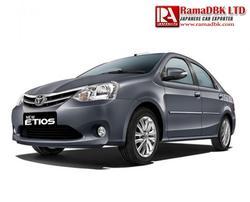 Stock#10695 TOYOTA ETIOS VD USED CAR FOR SALE [RHD][JAPAN]
