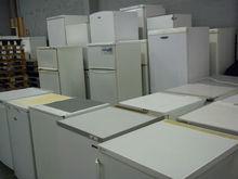 Used fridges and freezers untested