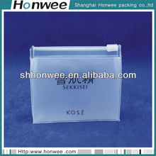 China bag factory 2014 new product promotional clear plastic travel pouch
