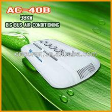 Top Brand Bitzer / Bock Compressor 12m Bus Air Conditioner Ac40b