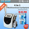 2014 suppliers of cryolipolysis slimming machine/cryotherapy cryolipolysis machine