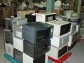 Japonês reciclado fotos de aparelhos elétricos com grande variedade de itens