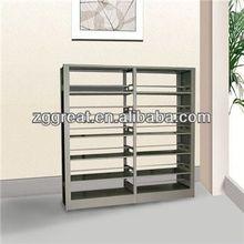 Display rack, computer desk with bookshelf