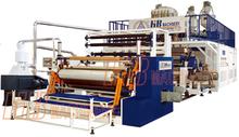 Extrusora para film stretch - XINLE HUABAO PLASTIC MACHINERY - China.