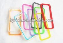 for iphone5 tpu bumper case,colorful soft tpu bumpers