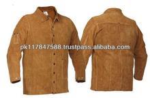 fire resistance welding jacket