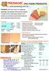 PVC Light Foam Sheets - plastic reinforced core materials 5