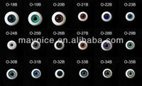 BJD high quality glass doll eyes