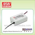 Meanwell LED drivers PCD-16-1400 16W Single output IP30
