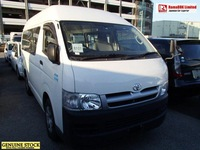 Stock#34558 TOYOTA HIACE LONG DX USED VAN FOR SALE [RHD][JAPAN]