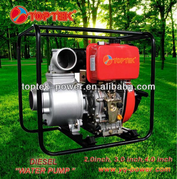 2 inch diesel water pump motor 170/178/186