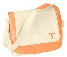 Targus TSM6703 15.4 Color Tone Notebook Case (Beige/Orange)