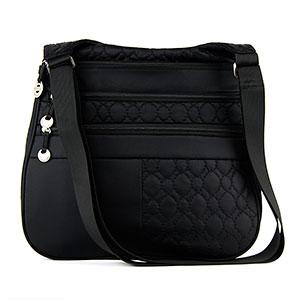 Travelon Nylon Quilted Shoulder Bag 116