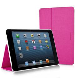 XtremeMac Microfolio Case for iPad Mini, Bubble Gum Pink
