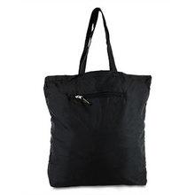 Travelon Stow-Away Tote Bag (Black)