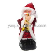 Mini Inflatable Christmas santa Outdoor christmas inflatable santa