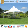 5x5 professional aluminum frame waterproof pvc cover ez up garden tent for sale