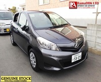 Stock#34568 TOYOTA VITZ F USED CAR FOR SALE [RHD][JAPAN]