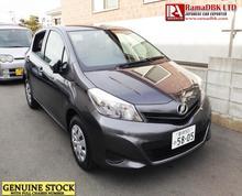 Stock#34568 TOYOTA VITZ F USED CAR FOR SALE [RHD][JAPAN]