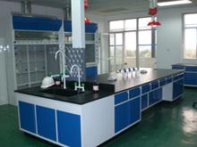 wood and steel lab furniture / lab workbench / laboratory furniture