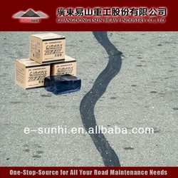 TE-I rubberized bitumen pavement filler
