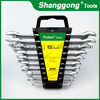 Double Open End Wrench tyre wrench