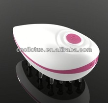 scalp massager electric massager could be use in car small massage pillow