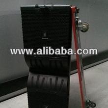 JBL VTX V25 2012 sound system