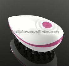 vibrating foot massager acupuncture point pen fat burning leg massage