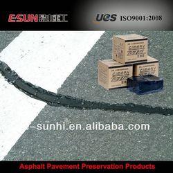 TE-I rubberized concrete pavement sealer