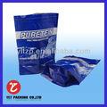 Personalizado saco de polietileno 25 kg