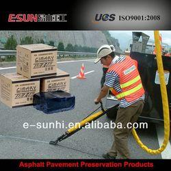 TE-I rubberized tar crack sealant