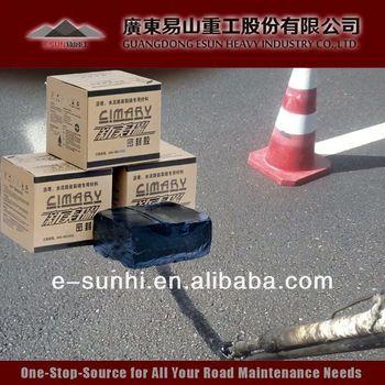 TE-I rubberized waterproof concrete filler