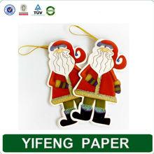 custom Beautiful Printed Handmade Christmas Card With Particular Design& Mini High End Christmas Cards