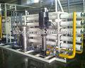 Alta calidad electrónica de desalinización dispositivo / RO filtro de agua pura máquina