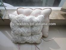 2014 New Design Lace Cushion/Floral Cushion/Elegant Stripe Cushion