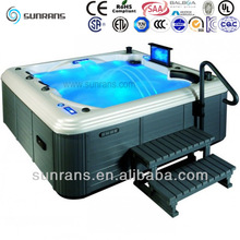 New design spa with USA Balboa system, garden hot tub SR869