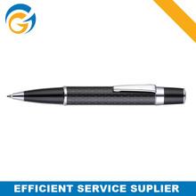 Jumbo Black Gift Twist Metal Ball Pen