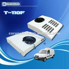 Portable Air Conditioner Van Freezer /transport refrigeration unit for freezing T110F
