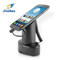 Mobile Phone Retai Store Or Exhibition Display Holder With Security Alarm System