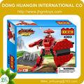 Caliente la venta de cogo juguetes militar de la serie de bloques de construcción, de enclavamiento bloque de construcción, inteligente bloquesdeconstrucción juguetes