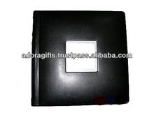 Adapac - 0007 decoração foto de couro álbum / leather make artesanal álbum de fotos / álbum de fotos de família fornecedor