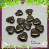 Fake metal love beads accessories