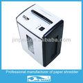 de alta calidad de equipo de oficina de papel de la máquina trituradora de plástico del hogar