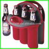 Cheap promotional neoprene beer bottle koozie with opener