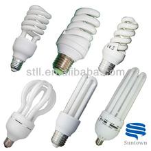 8000H tricolor energy saving bulb e27