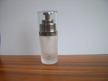 30ml glass lotion bottle for cosmetic packaging