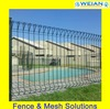 Garden Powder Coated Fence - Folded Panel(Anping Weian)