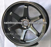 High Performance TE37 Car Alloy Wheels For Sale